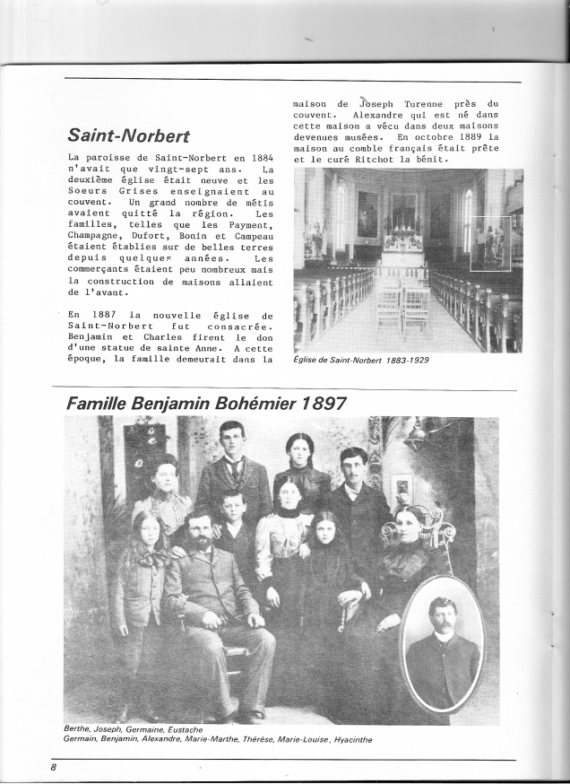 page 11 du document Bohémier 1884-1984