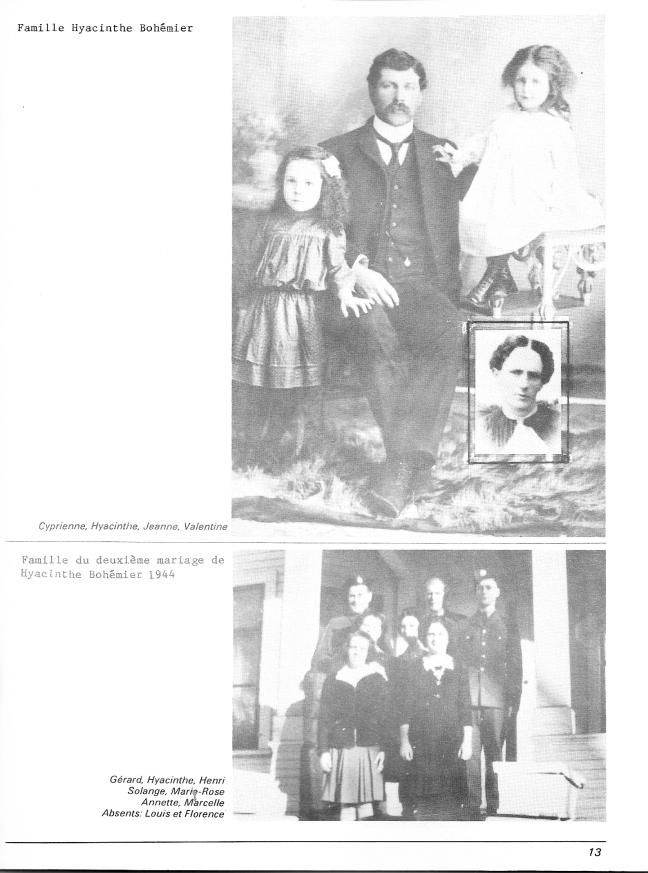 page 16 du document Bohémier 1884-1984