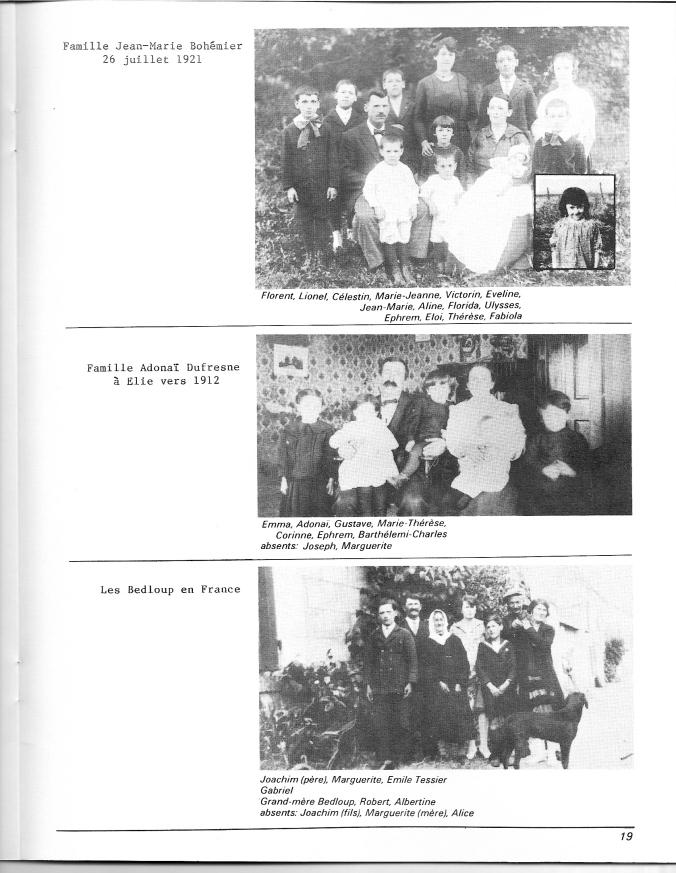 page 22 du document Bohémier 1884-1984