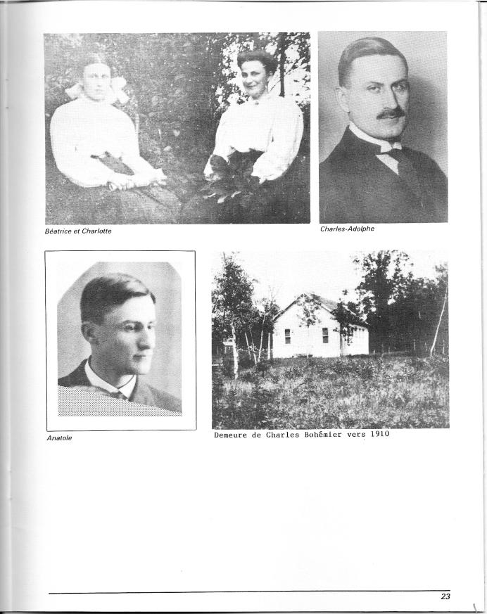 page 26 du document Bohémier 1884-1984