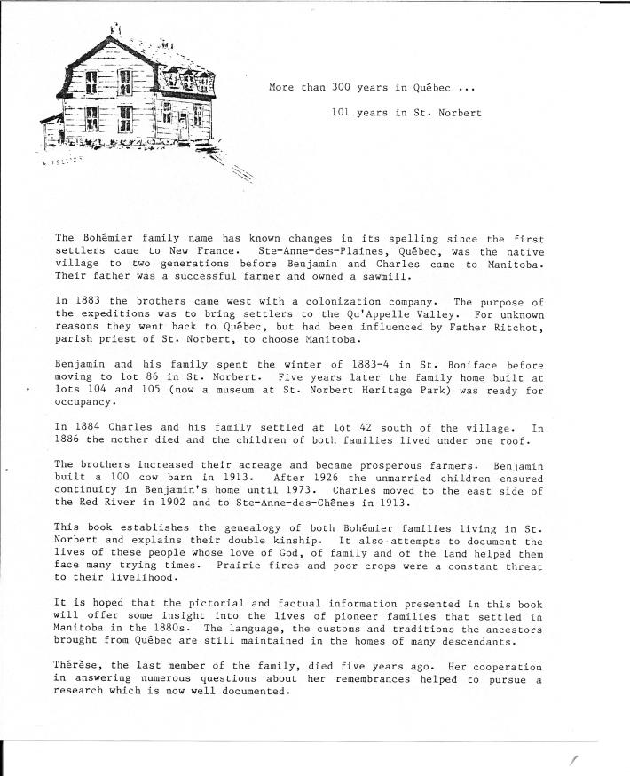 page 33 du document Bohémier 1884-1984