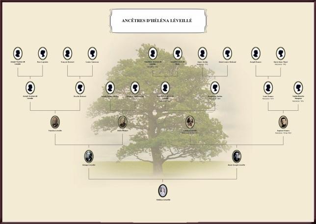 arbre Héléna Léveillé