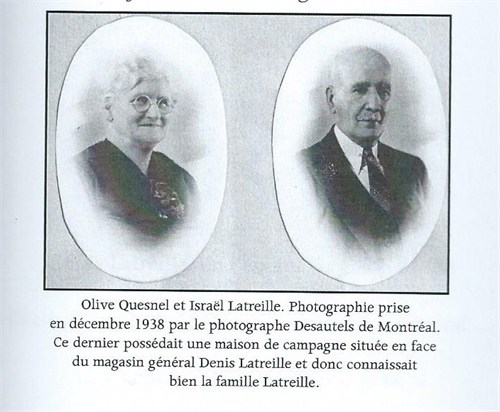 Israël  and Olive