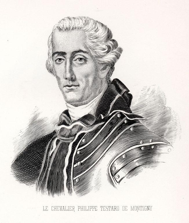 Jean-Baptiste Testard de Montigny
