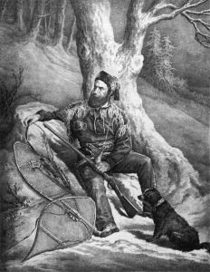 François Mercier, voyageur canadien