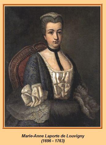 Marie-Anne Laporte de Louvigny