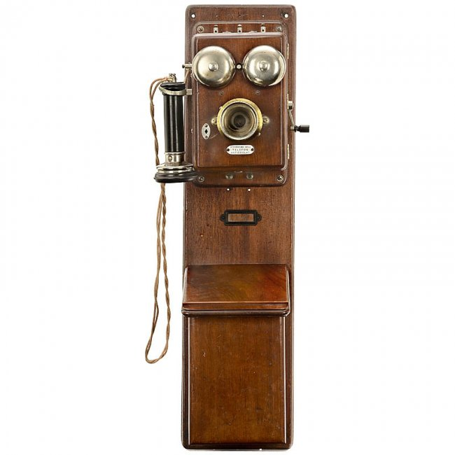 Blake Wall Telephone