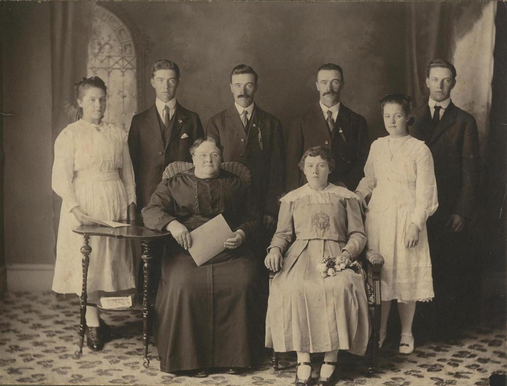 Famille de Jérémie Lauzon (1916)