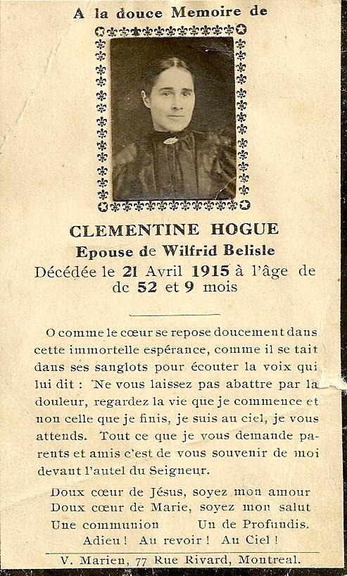 Clémentine Hogue